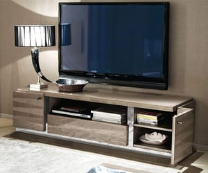 tv stand, media storage cabinet, and entertainment center image