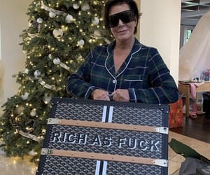 kris jenner, rich, and style image