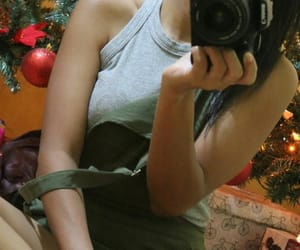 beauty, girl, and canon image
