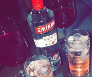 club, night, and drinks image