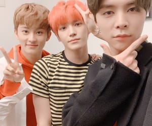 handsome, kpop, and nct image