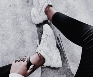 sneakers, fashion, and shoes image