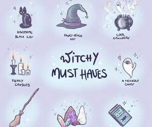 art, witchy, and candlees image