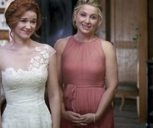 wedding, grey's anatomy, and arizona robbins image