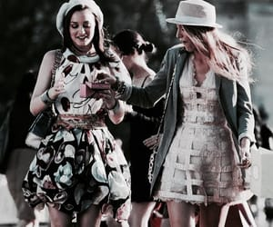 gossip girl, fashion, and blair waldorf image