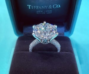 diamond, ring, and amazing image