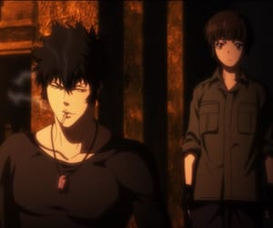 anime, shinya kogami, and psycho pass image