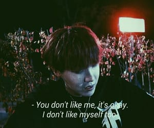bts, quotes, and kpop image