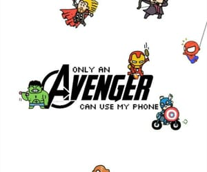 Avengers, Marvel, and wallpaper image