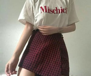 girl, clothes, and fashion image