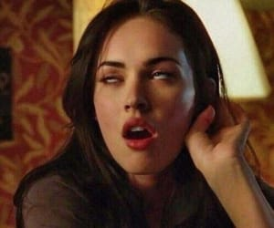 megan fox, mood, and aesthetic image