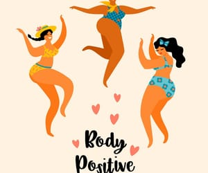 body, positive, and positivity image