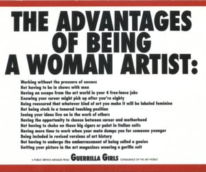 artist, quote, and woman image