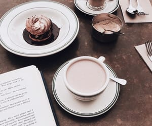 coffee, food, and pastry image