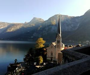 austria and hallstatt image