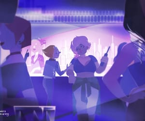 pearl, su, and mystery girl image