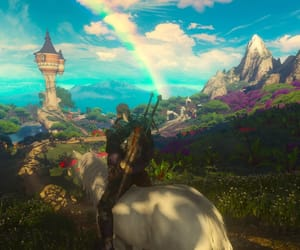 video game and the witcher 3 image