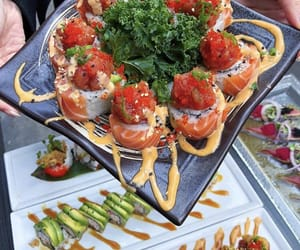 delicious, food, and restaurant image