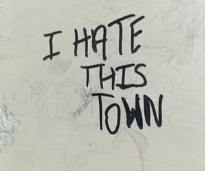 hate, i hate, and town image