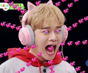 hearts, soft, and exo icons image