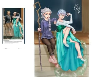 disney, dreamworks, and funny image