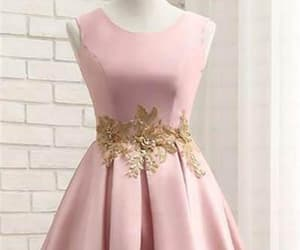 prom dresses short and homecoming dress pink image