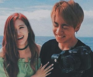 kpop, rosie, and ship image