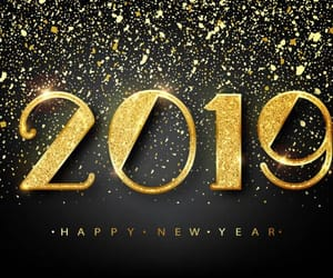 hello january, hello 2019, and goodbye december image