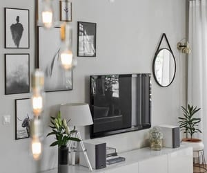 decoration, grey, and home image