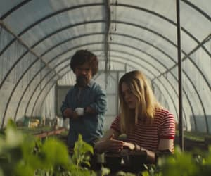 Elle Fanning, peter dinklage, and 20th century women image