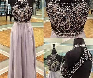 prom dresses, cute prom dresses, and sequin prom dresses image