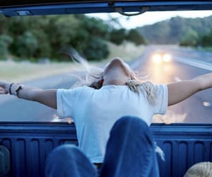 freedom and traveling image