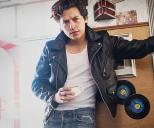 cole, riverdale, and sprouse image