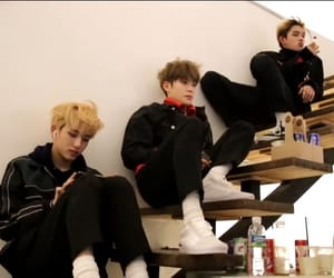 nct, idol, and lucas image