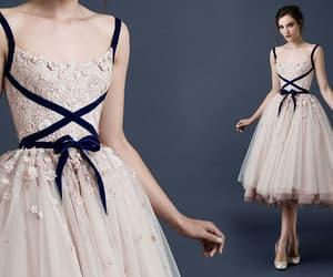 dress, beautiful, and paolo sebastian image
