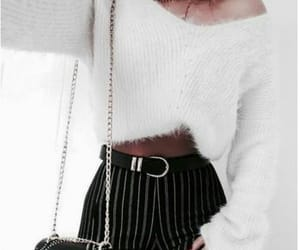 bags, pants, and fashion image
