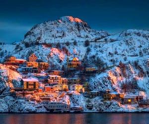 canada, season winter, and enchanting image