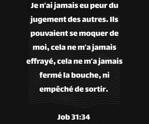 bible, francais, and job image