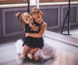 adorable, lovely, and sisters image