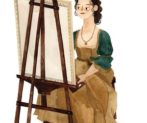 artist, artemisia gentileschi, and artists on tumblr image