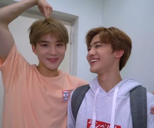 nct, jaemin, and jungwoo image