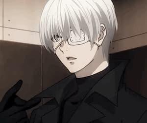 anime, gif, and handsome image