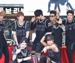 jhope, jin, and bts image
