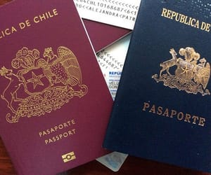 adventure, travel, and passports image