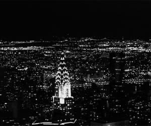 black, gif, and new york image