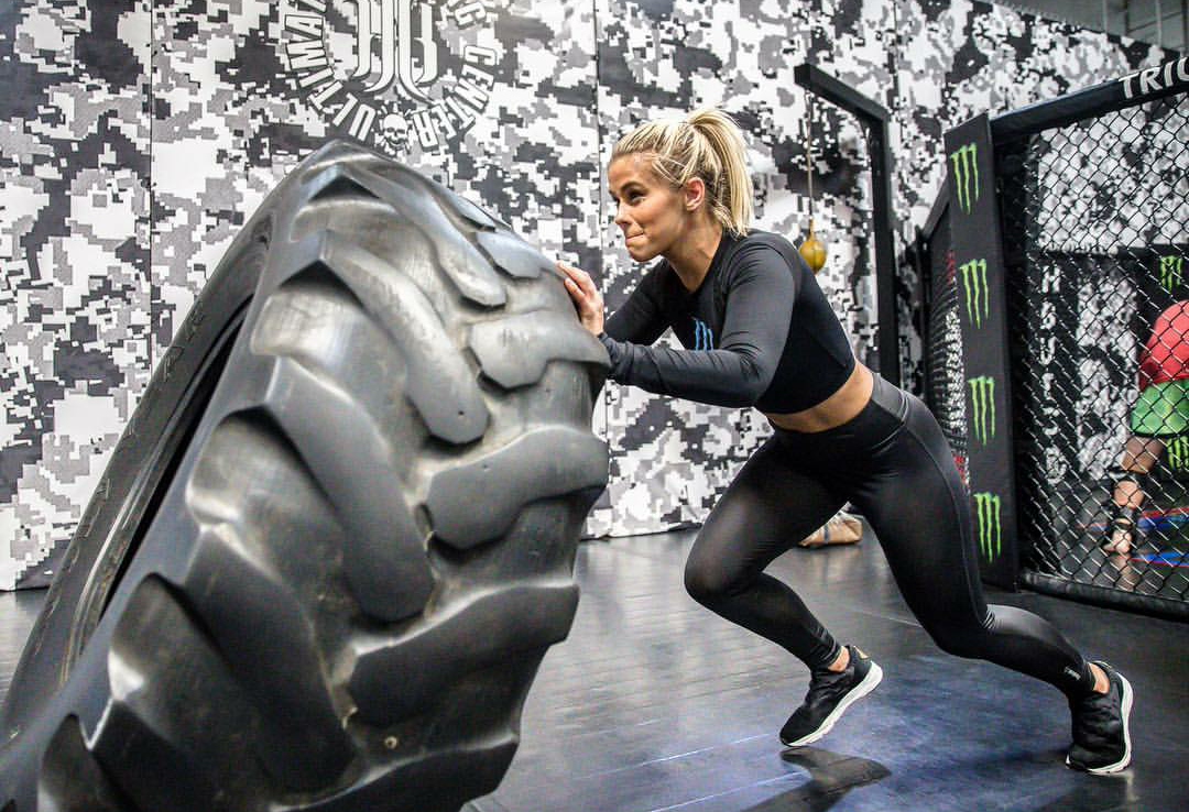 MMA news: Paige Van Zant announced her desire to sign a contract with Bellator