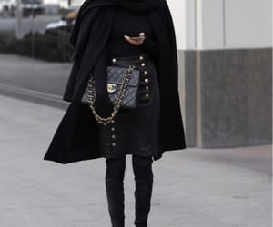 chanel bag, fashion, and outfit image