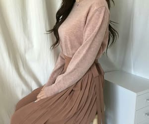 asian fashion, pastel, and asian style image
