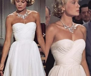 beauty, grace kelly, and white image