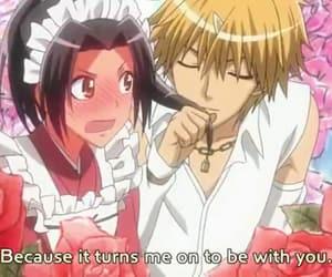 anime, kaichou wa maid sama, and anime aesthetic image